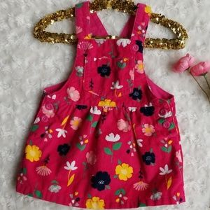 Carter's overall dress 💕